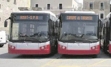 Concorso AMAT Taranto per 8 operai a tempo indeterminato