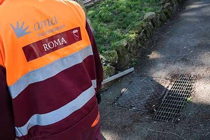 Lavoro AMA Roma 2018