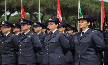 Allievi Ufficiali 2017 Esercito Italiano