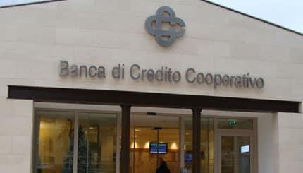 Lavoro in Banca BCC per la sede di Udine