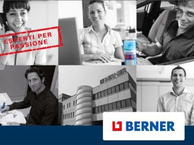 Nuovi posti per la multinazionale Berner