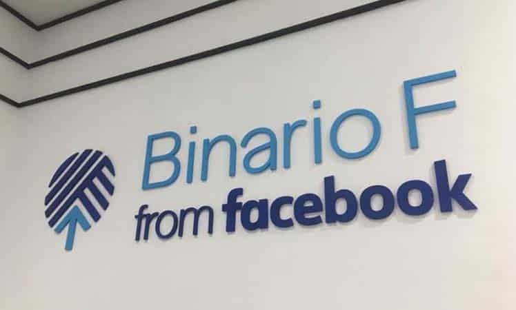 Binario F, la scuola di Facebook