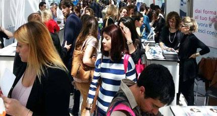 Opportunità di lavoro all'International Career day di Roma