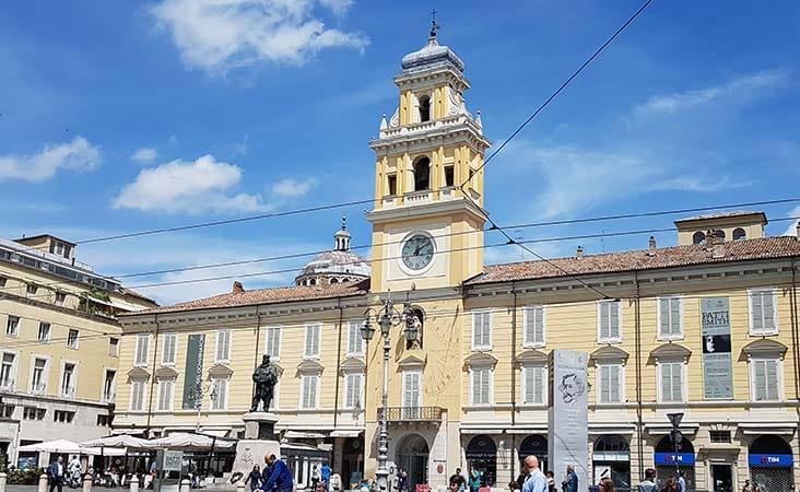 Concorsi Comune Parma