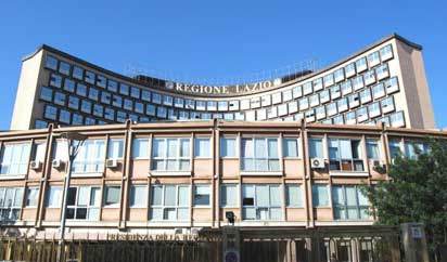 Regione Lazio tempo indeterminato
