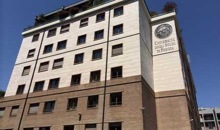 Università di Foggia: Concorso