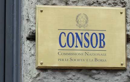 Concorso Consob 2017