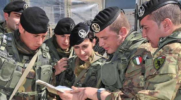 Concorso Esercito Italiano per 85 ufficiali nei ruoli speciali