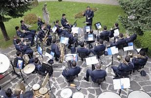 Concorso per 7 Orchestrali dell'Aeronautica