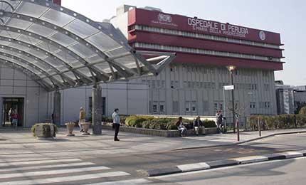 Ospedale di Perugia: Concorso
