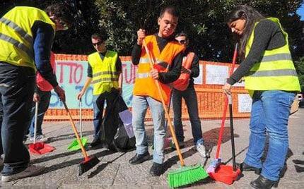 Lavori Socialmente Utili: 220 posti, Concorso a Roma