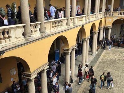 Concorso Università Pavia