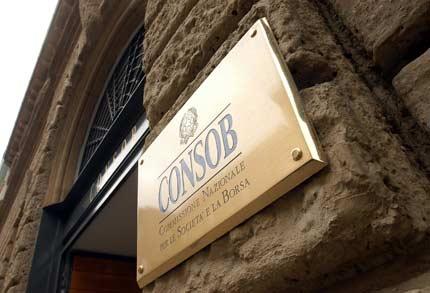 CONSOB Concorso e Tirocini
