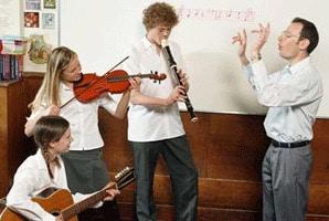 Formazione di 2 graduatorie per Docenti di musica