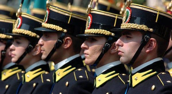 Concorso Guardia di Finanza: 50 Allievi Ufficiali