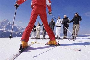 Corso per istruttori di sci e snowboard