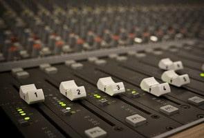 Formazione per 18 tecnici del suono nel Lazio