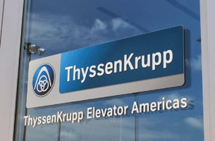 ThyssenKrupp Elevator Lavoro per Neolaureati