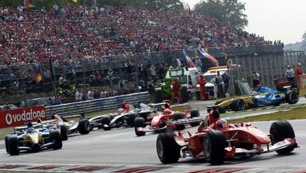 GP di Monza 2016: lavoro per hostess e addetti all'evento