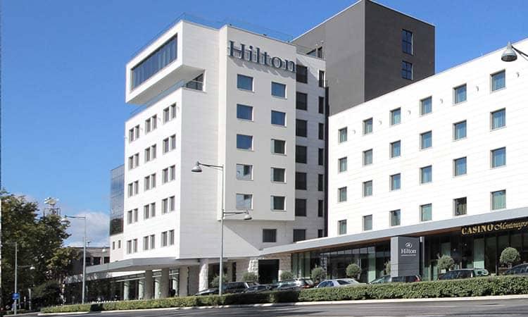 Lavoro Hilton Hotel