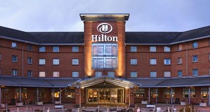 Opportunità di lavoro negli hotel Hilton