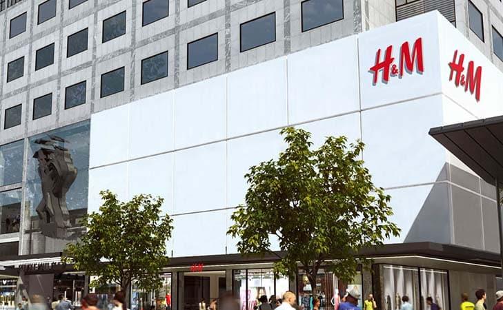 Nuove assunzioni H&M 2019
