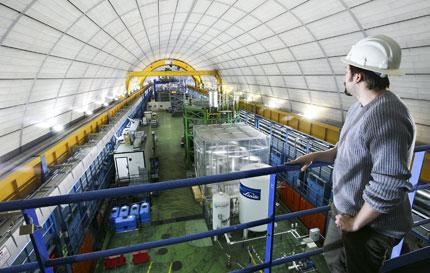 Concorso per 73 ricercatori nell'Istituto nazionale di fisica nucleare