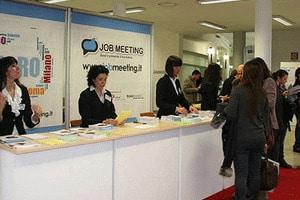 Job Meeting Roma 29 Maggio 2014 al Salone delle Fontane