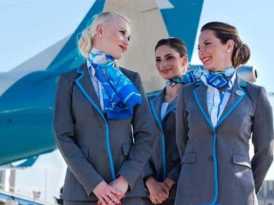 Air Dolomiti: Lavoro