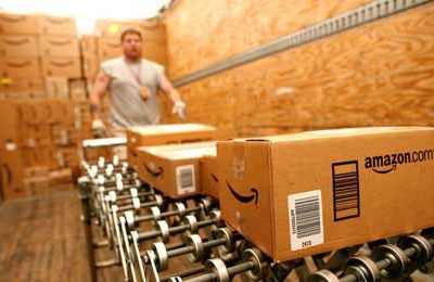 Lavoro Amazon Roma