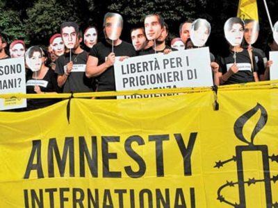 Amnesty International: Lavoro