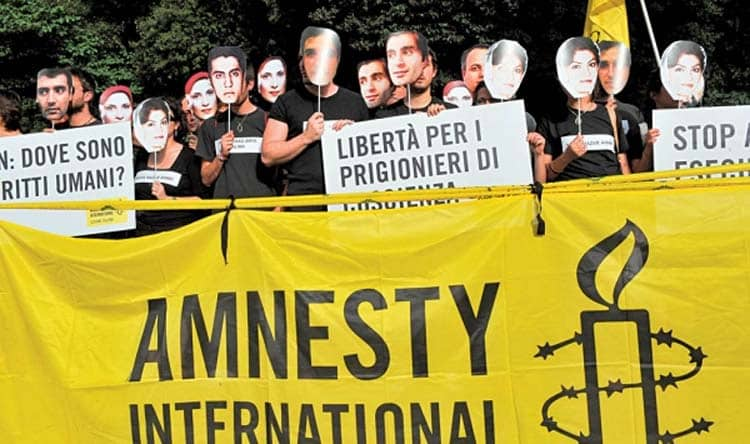 Amnesty International: Lavoro