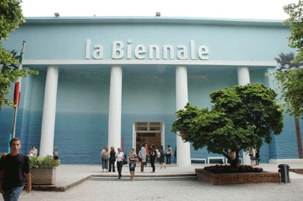 Lavoro per 30 Addetti Biennale di Venezia