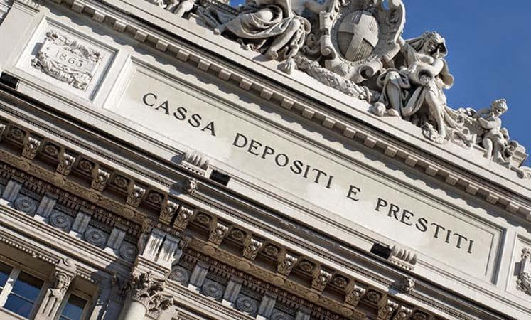 Cassa Depositi e Prestiti: Lavoro