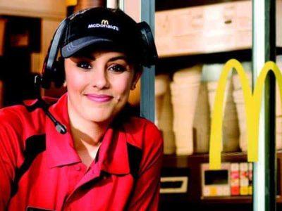 McDonald's Lavora con noi