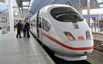 Germania: Le ferrovie tedesche
