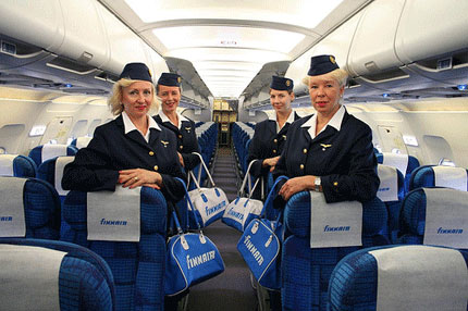 Finnair: Lavoro per 400 Assistenti di Volo e Piloti