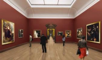 Lavorare nell'arte alla National Gallery of Ireland