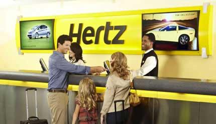 Le offerte di lavoro Hertz Autonoleggio a Venezia, Roma e Milano