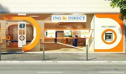 ING ITalia: Lavoro in Banca