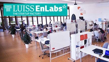 Luiss Enlabs: Lavoro a Roma Termini nella fabbrica delle start up