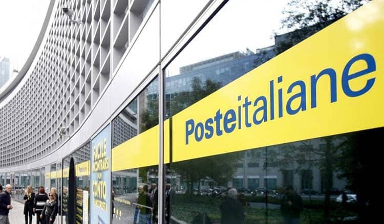 Lavoro poste italiane