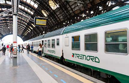 Lavoro Ferrovie TreNord