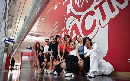 Virgin Active: Lavoro