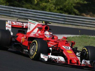 Lavoro in Ferrari 2019