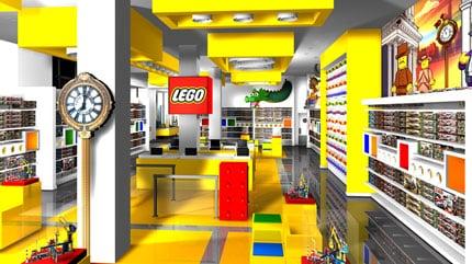 Assunzioni per il nuovo Lego store di Caserta