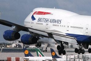Lavoro a Londra con la British Airways
