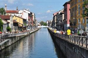 Concorso di idee per il distretto dei Navigli - Milano