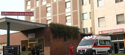 Opportunità di lavoro nel Policlinico San Pietro di Bergamo