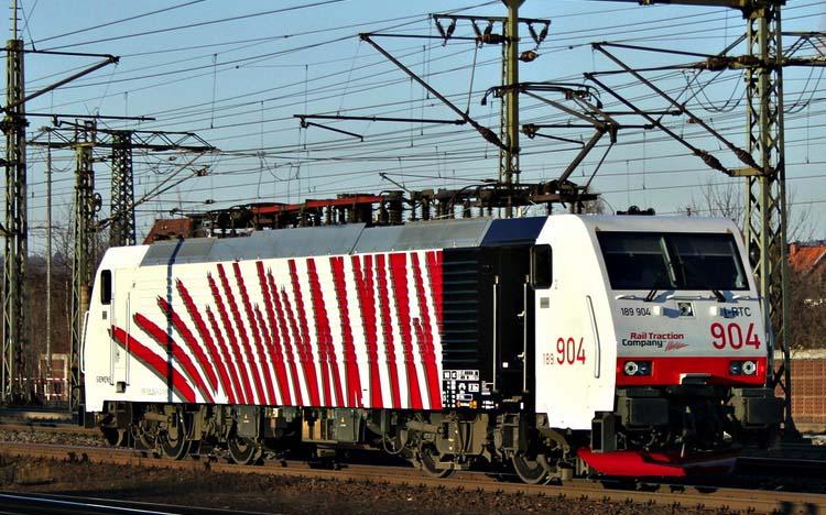 Rail Traction Company: Lavoro